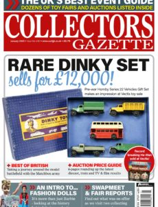 Collectors Gazette – Issue 430 – January 2020