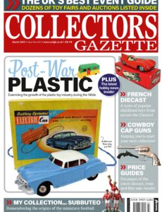 Collectors Gazette – Issue 432 – March 2020