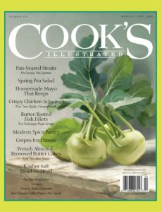 Cook's Illustrated – March-April 2020