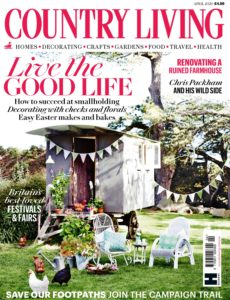 Country Living UK – April 2020