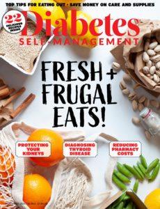 Diabetes Self-Management – March-April 2020