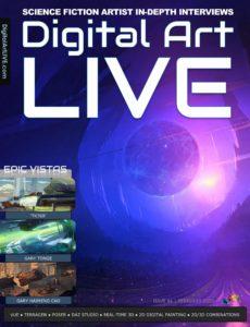 Digital Art Live – February 2020