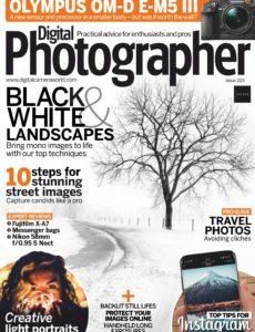 Digital Photographer – April 2020
