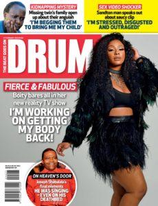 Drum – 27 February 2020