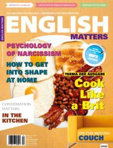 English Matters German Edition – Februar-März 2020
