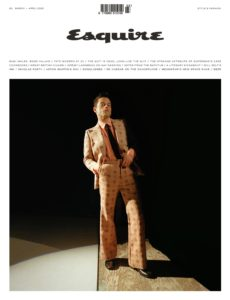 Esquire UK – March-April 2020