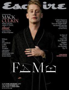 Esquire USA – March 2020