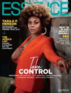 Essence USA – March-April 2020