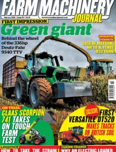 Farm Machinery Journal – February 2020