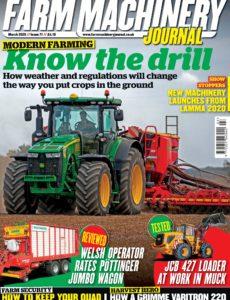 Farm Machinery Journal – March 2020