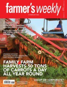 Farmer's Weekly – 14 February 2020