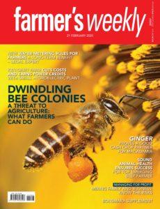 Farmer's Weekly – 21 February 2020