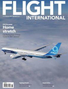 Flight International – 11 February 2020