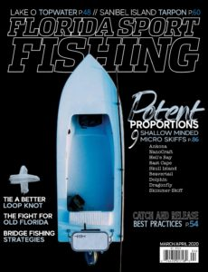 Florida Sport Fishing – March-April 2020