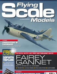 Flying Scale Models – Issue 242 – January 2020