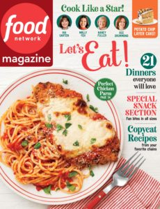 Food Network – March 2020