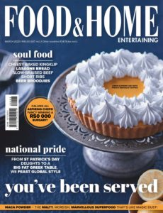 Food & Home Entertaining – March 2020