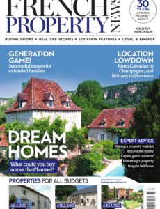 French Property News – March 2020