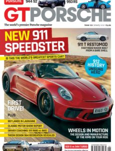 GT Porsche – Issue 221 – January 2020