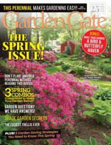 Garden Gate – March 2020