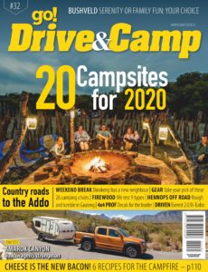 Go! Drive & Camp – March 2020
