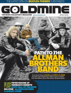 Goldmine – April 2020