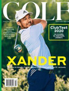 Golf Magazine USA – March 2020