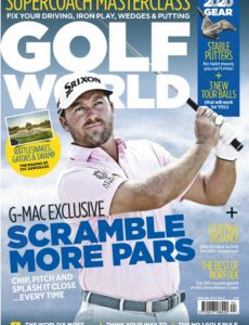 Golf World UK – April 2020