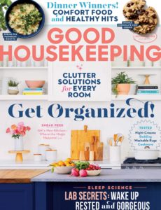 Good Housekeeping USA – March 2020