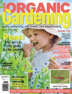 Good Organic Gardening – March-April 2020