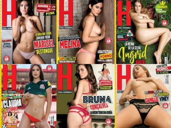 H para Hombres – 2018 Full Year Issues Collection