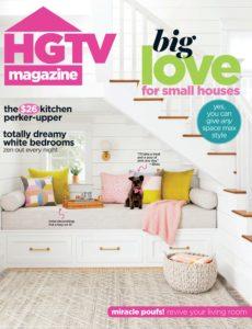 HGTV Magazine – March 2020