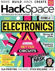 HackSpace – March 2020