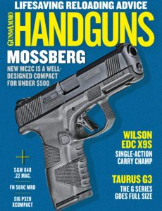 Handguns – April-May 2020