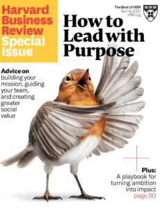 Harvard Business Review OnPoint – Spring 2020