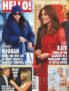 Hello! Magazine UK – 10 February 2020