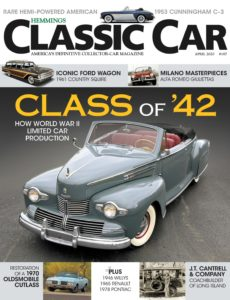 Hemmings Classic Car – April 2020