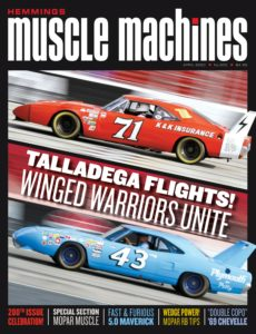 Hemmings Muscle Machines – April 2020