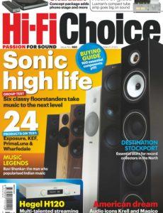 Hi-Fi Choice – March 2020