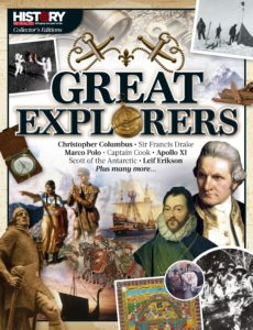History Revealed Collector's – Great Explorers 2020