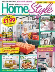 HomeStyle UK – March 2020