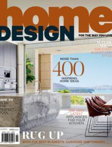 Home Design – Vol  22 No 1 2020