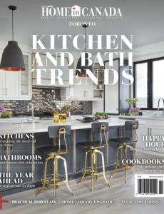 Home In Canada Toronto – Kitchen&Bath Trends 2020