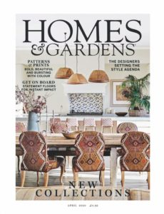 Homes & Gardens UK – April 2020