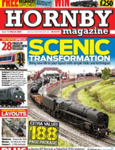 Hornby Magazine – Issue 153 – March 2020