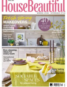House Beautiful UK – April 2020