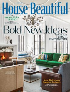 House Beautiful USA – March 2020