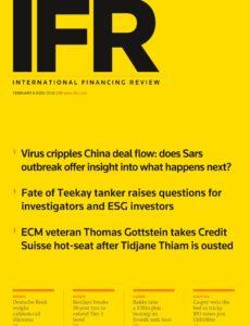 IFR Magazine – February 08, 2020