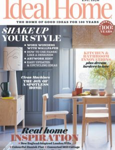 Ideal Home UK – April 2020