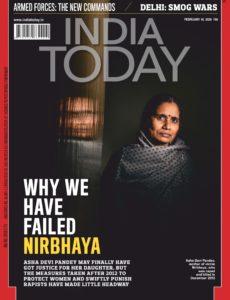 India Today – February 10, 2020
